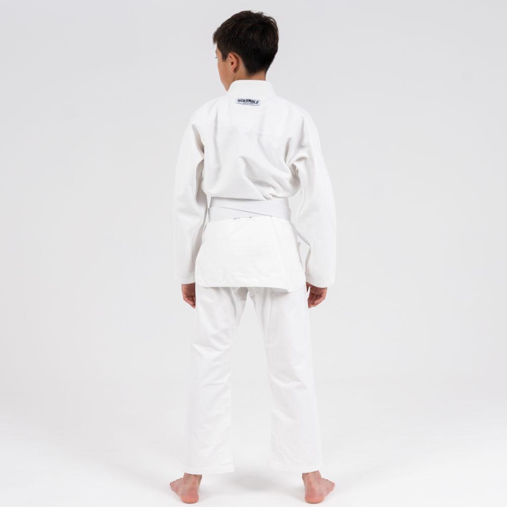 Kids Standard Issue Semi Custom – White