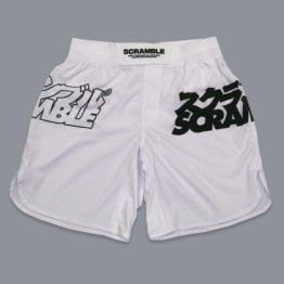 Scramble Base Shorts - White
