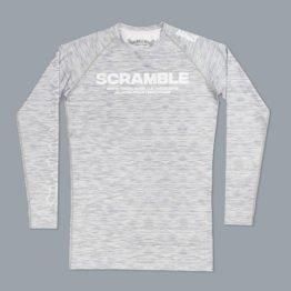 Scramble BASE Rashguard - Grey
