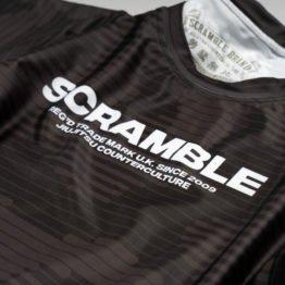 Scramble Tactic Rashguard - Black