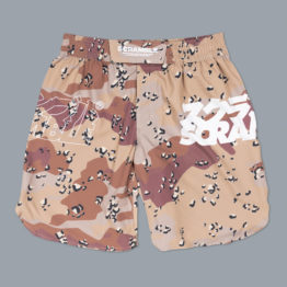 Scramble Base Shorts - Choc Chip