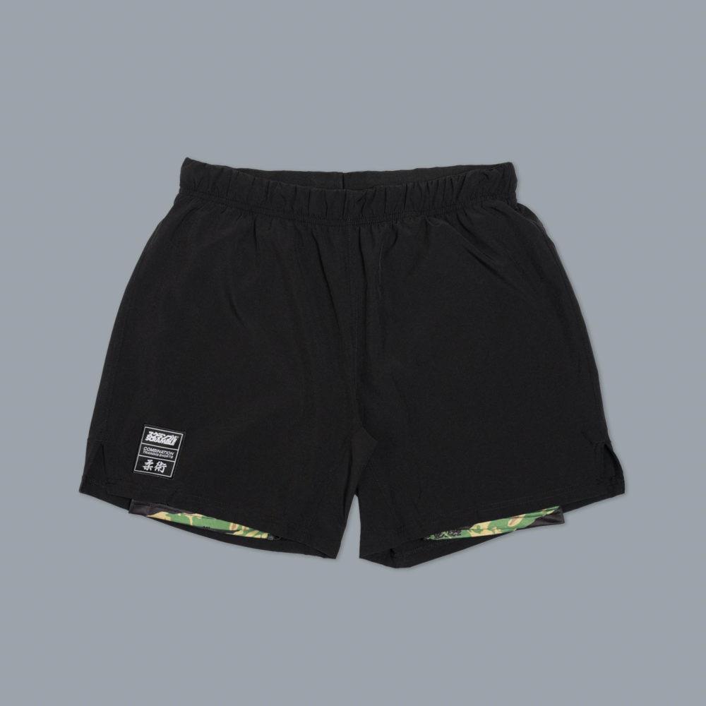 Scramble Combination Shorts - Camo