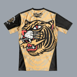 Scramble Tigre Rashguard