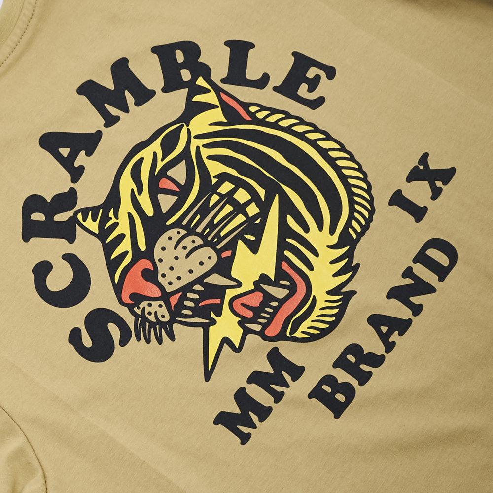 Scramble Tigre T-Shirt