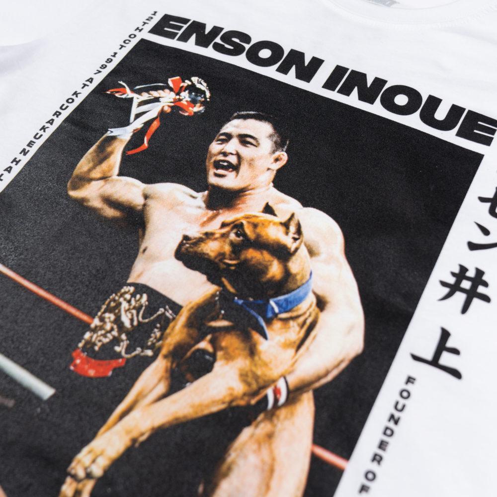 Scramble Legends Tee - Enson Inoue